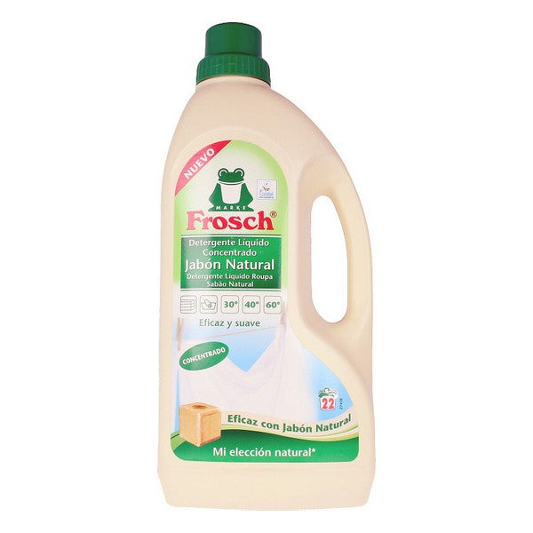 Environmentally friendly Laundry Detergent Frosch (1500 ml)