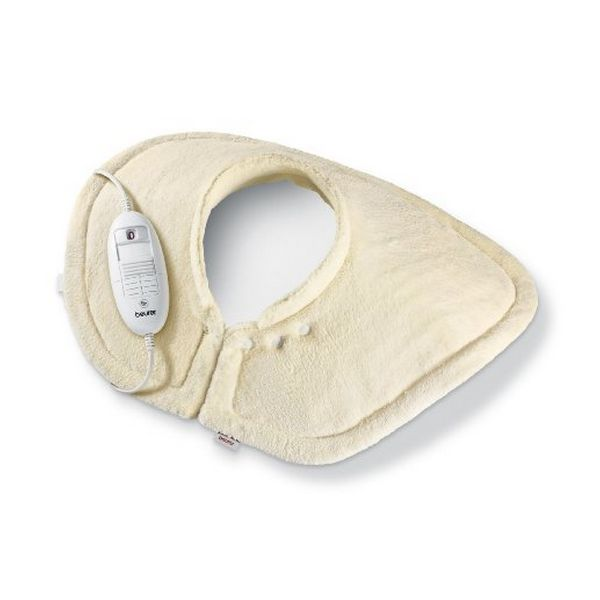 Heated Pad for Neck and Shoulders Beurer HK54 100W Beige (52 X 56 cm)