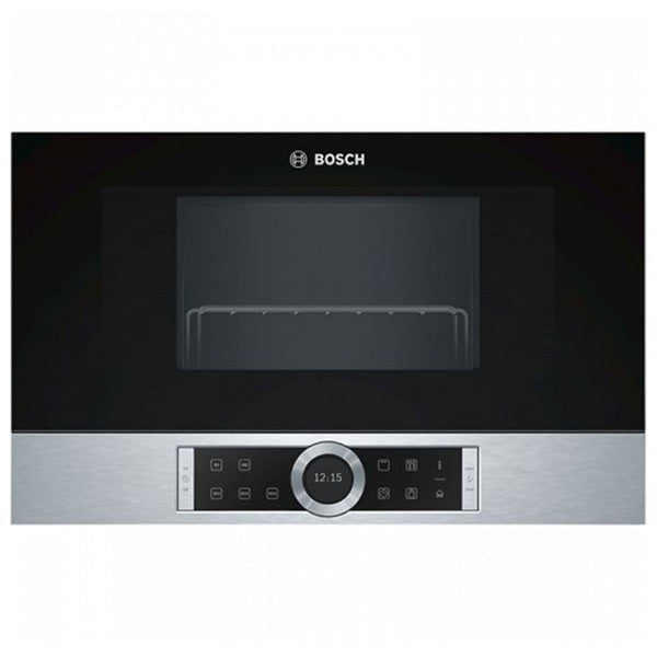 Built-in microwave BOSCH BER634GS1 21 L 900W Stainless steel