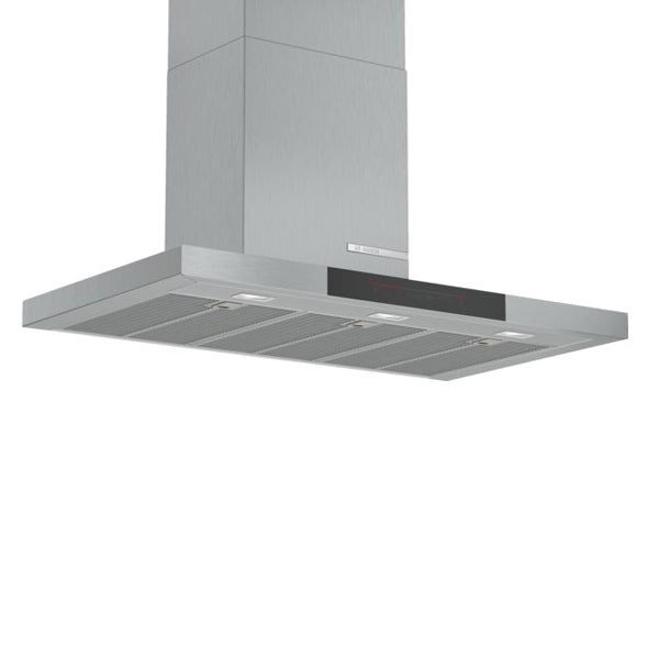 Conventional Hood BOSCH DWB97JP50 90 cm 702 m³/h 145W A Stainless steel