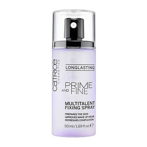 Make-up Primer Prime And Fine Fixing Spray Catrice (50 ml)