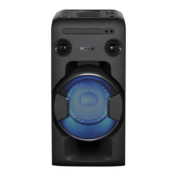 Bluetooth Speakers Sony MHCV11 Bluetooth NFC 470W Black