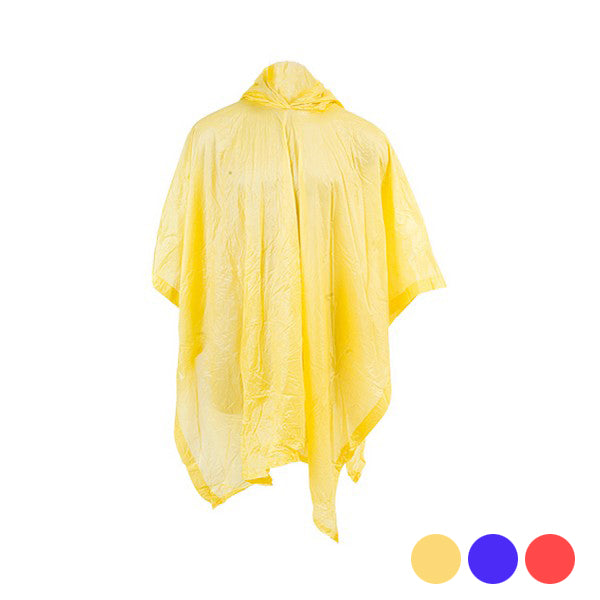 Waterproof Poncho with Hood 149486