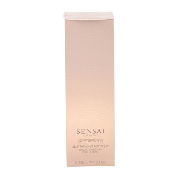 Self-Tanning [Lotion/Spray/Milk] Sensai Silky Bronze Kanebo (150 ml)