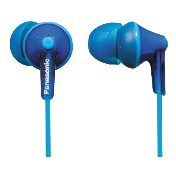 Headphones Panasonic RP-HJE125E in-ear Blue