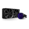 Refrigeration Kit NZXT RL-KRX53-01 Ø 12 cm LED Black