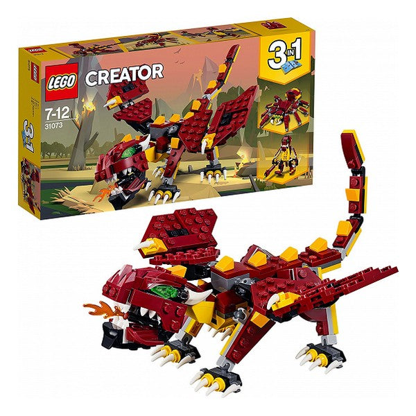 Playset Creator Mythical Creatures Lego 31073