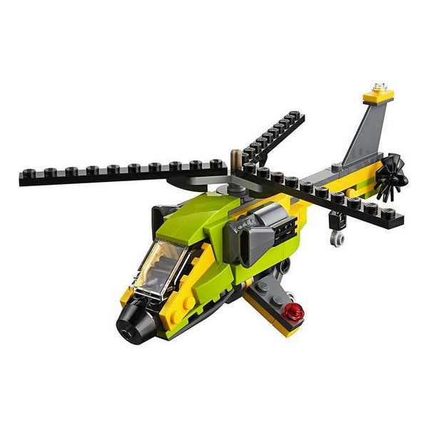 Playset Creator Helicopter Adventure Lego 31092