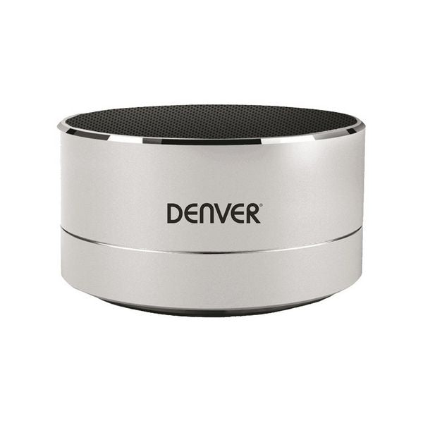 Wireless Bluetooth Speaker Denver Electronics BTS-32 3W Silver