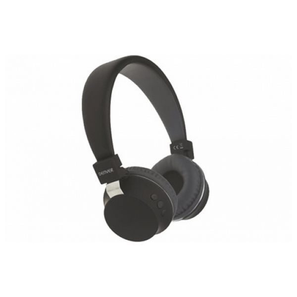 Bluetooth Headphones Denver Electronics BTH-205 Black