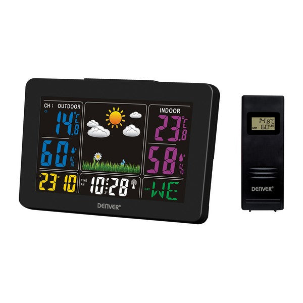 Multi-function Weather Station Denver Electronics WS-540 Black