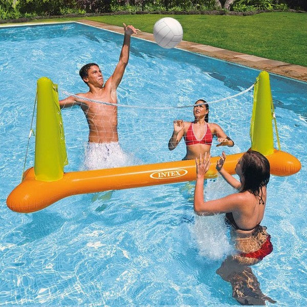 Inflatable Volleyball Net Intex (239 x 64 x 91 cm)