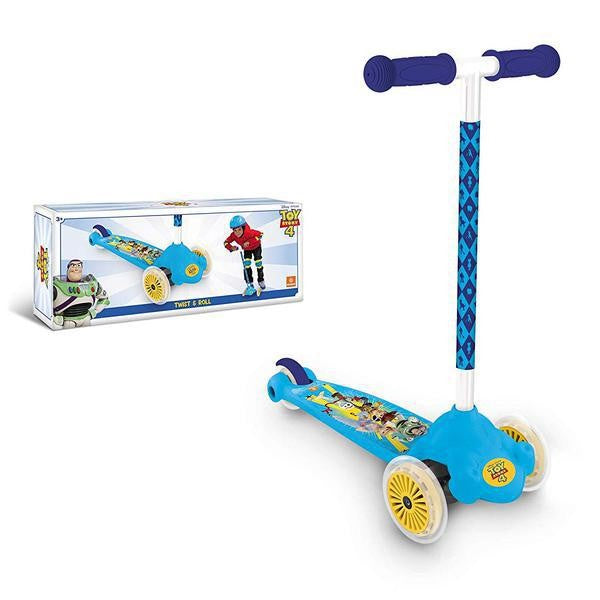 Scooter Toy Story Blue