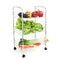 Vegetable trolley Quid Spry Cast Iron (40 x 25 x 64 cm)