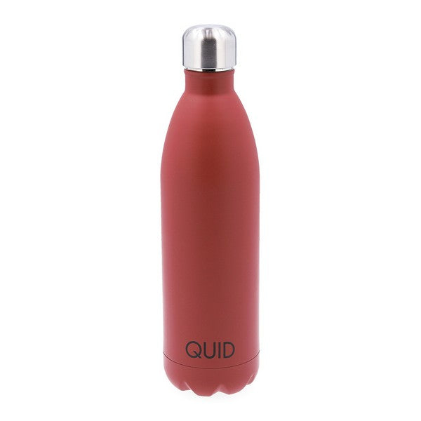 Thermal Bottle Quid Arizona Burgundy Stainless steel 0,75 L