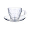 Set of Mugs with Saucers Quid Morocco (12 pcs) 23 cl