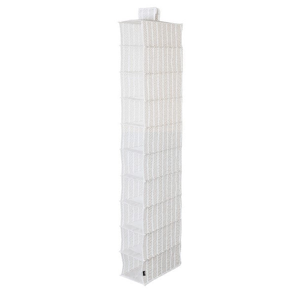 Shoe Rack Quid Cotton Textile (15 x 30 x 120 cm)