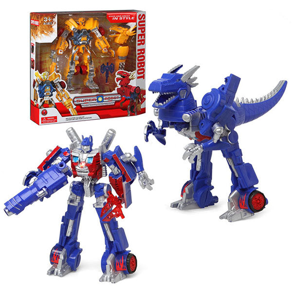 Transformable Super Robot 2987