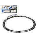 Electric Train Ultra High Speed 118255 Blue White