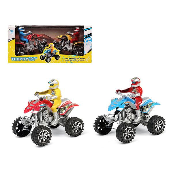 Motorcycle Trophy Beach Motor 111681 (Pack of 2)