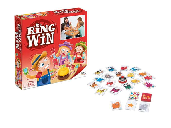 Board game Ring Win Cayro