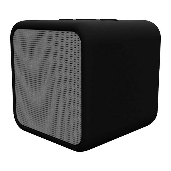 Wireless Bluetooth Speaker Kubic Box KSIX 300 mAh 5W Black