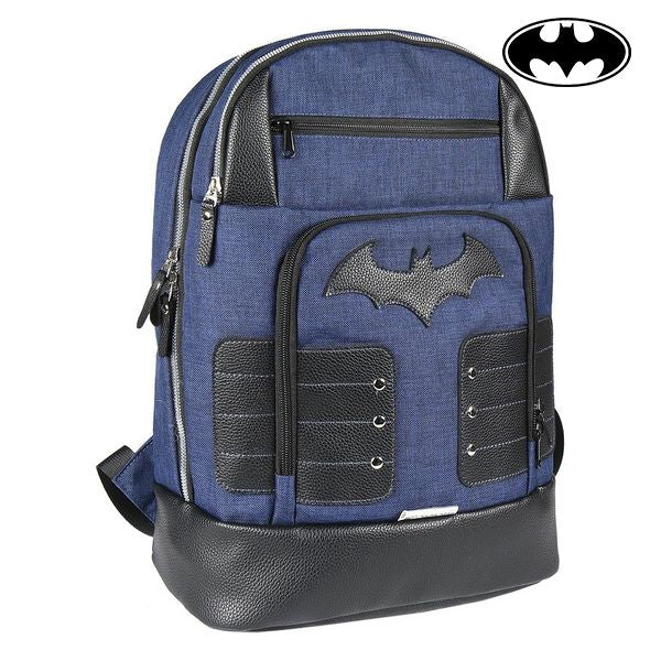 Casual Backpack Batman Navy blue