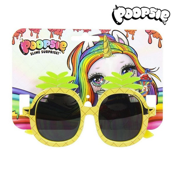 Child Sunglasses Poopsie Yellow