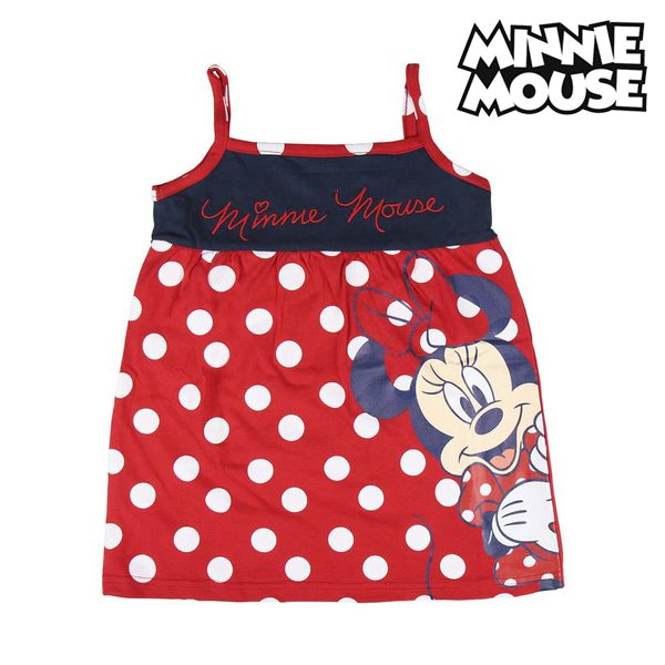 Dress Minnie Mouse Red