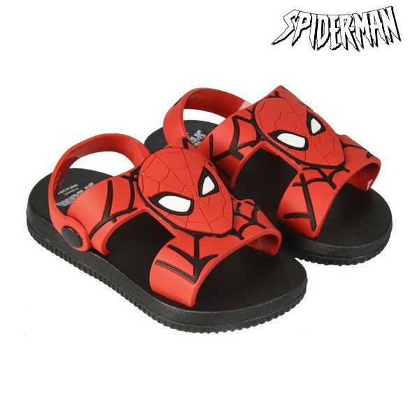 Beach Sandals Spiderman