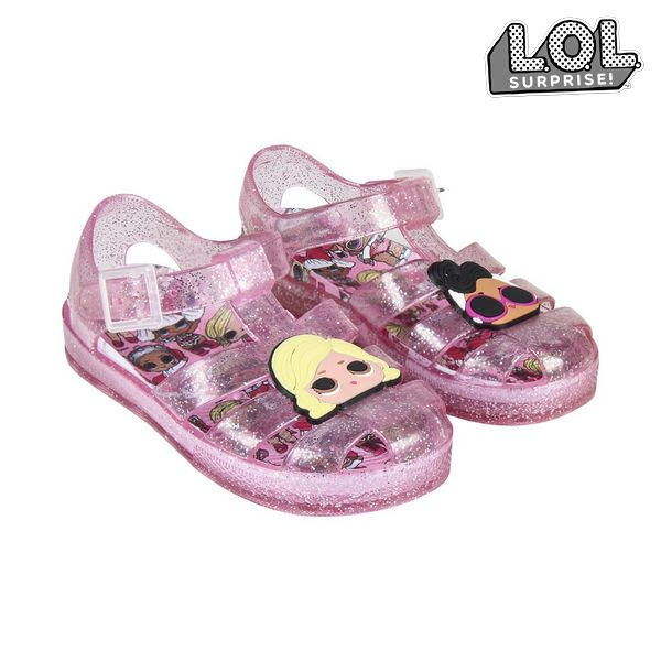 Beach Sandals LOL Surprise! 74420 Pink