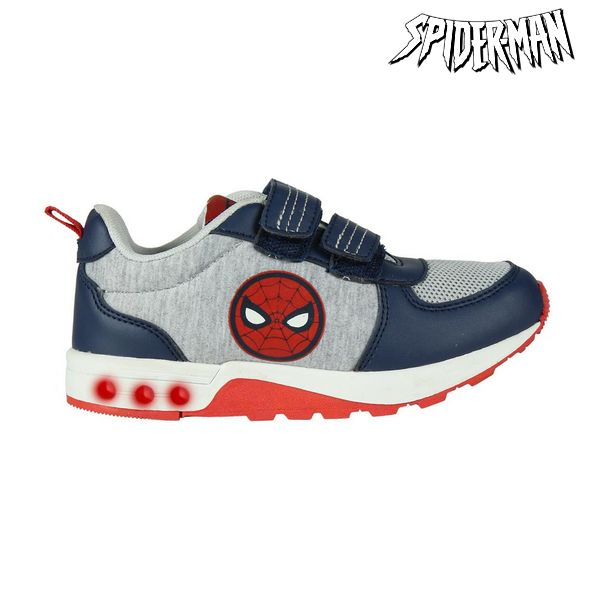 LED Trainers Spiderman 74377 Grey