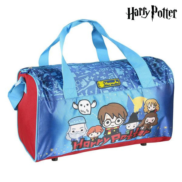 Sports bag Harry Potter Blue