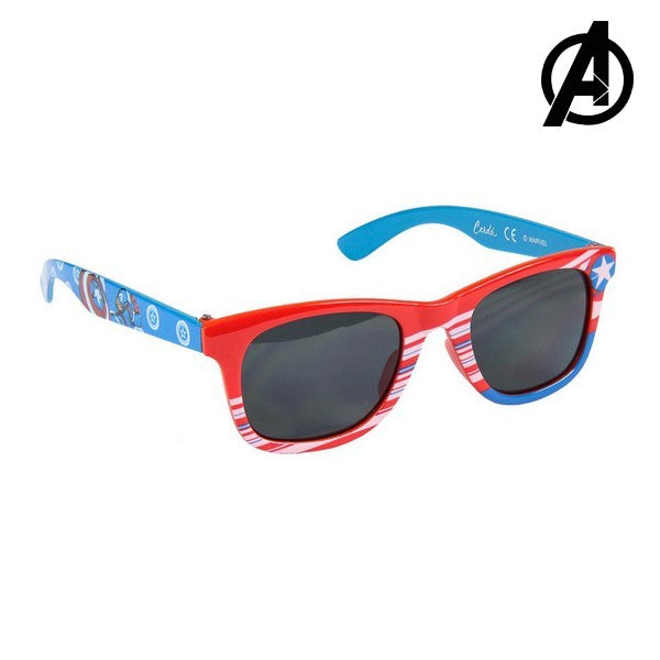 Child Sunglasses The Avengers Red Blue