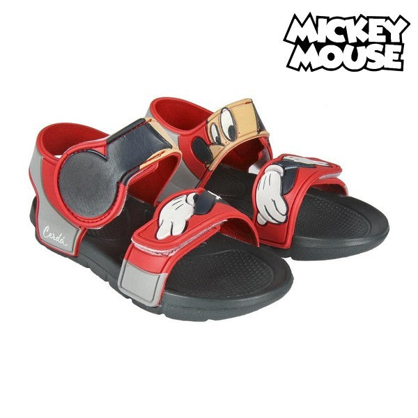Beach Sandals Mickey Mouse
