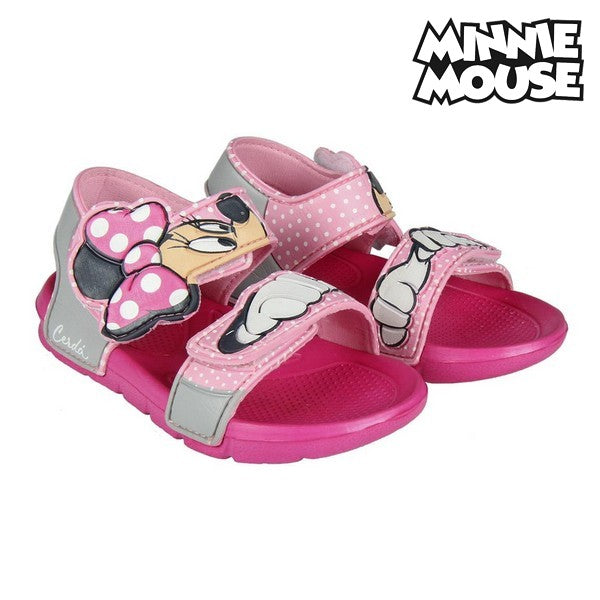Beach Sandals Minnie Mouse