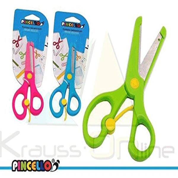 Scissors (1 x 19,5 x 7,5 cm) Children's