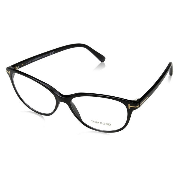 Ladies' Spectacle frame Tom Ford TF5421-001 (Ø 53 mm)