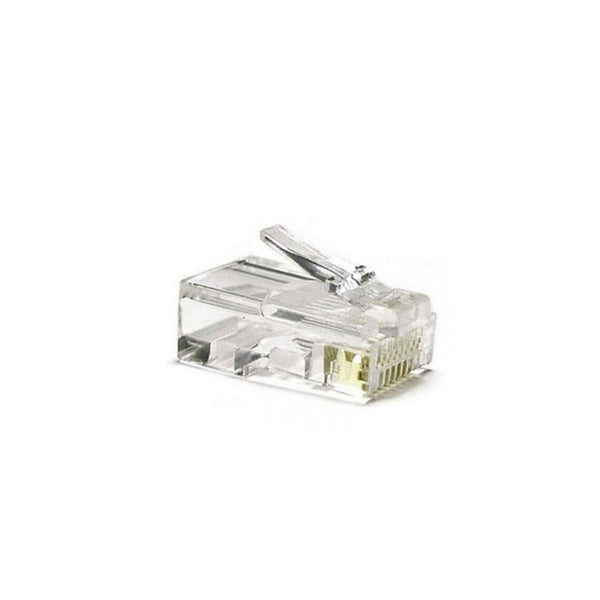 Category 6 UTP RJ45 Connector NANOCABLE 10.21.0201 (10 Pcs)
