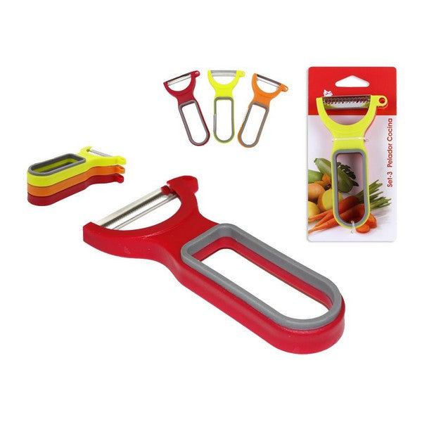 Fruit and Vegetable Peeler Privilege (3 uds)