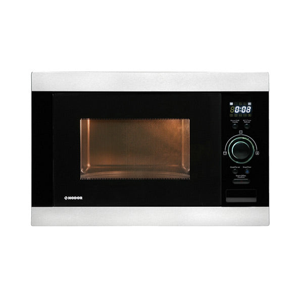 Built-in microwave Nodor NMW25D 25 L 900W Black Stainless steel