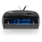 Clock-Radio NGS SUNRISE HIT AM/FM LED Black