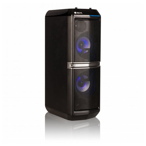 Bluetooth Sound Tower NGS SKYHOME Bluetooth 200W Black