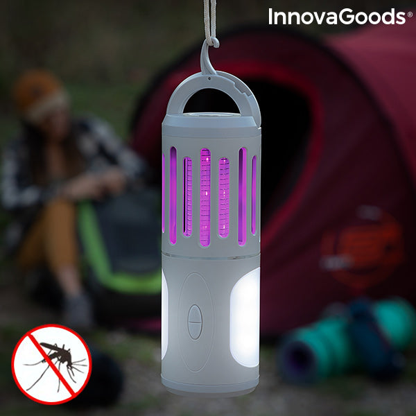 3-in-1 Portable Mosquito Repellent Lamp, Torch and Lantern Kl Tower InnovaGoods