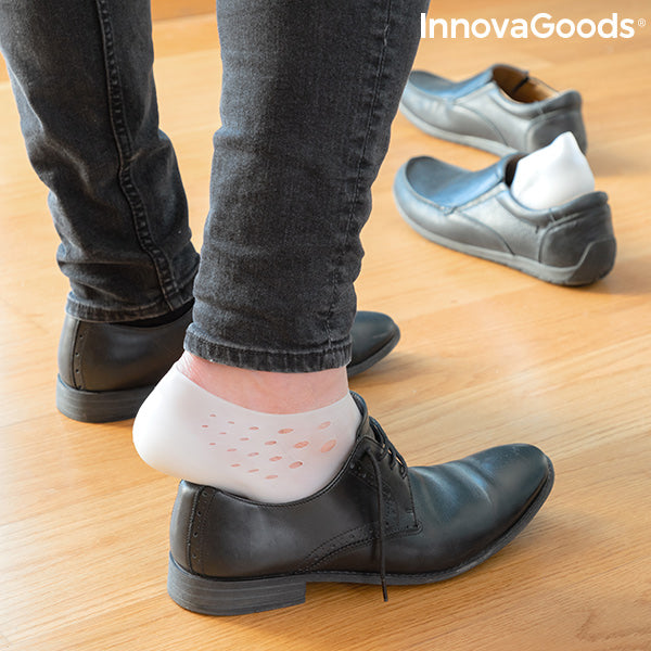 Silicone Gel Heel Lift Insoles Elivate InnovaGoods