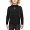 Children's Thermal T-shirt Sport Hg Eleven Black