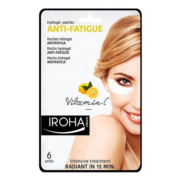 Patch for the Eye Area Eyes & Lips Antifatigue Iroha (6 pcs)