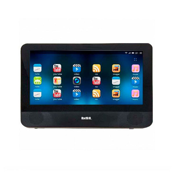 "Portable DVD Player BSL BSL9TAND 9"" Black"