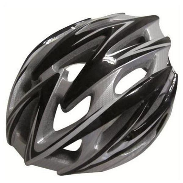 Adult's Cycling Helmet Atipick Grey (Size l)