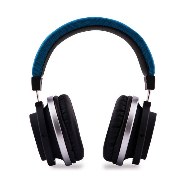 Bluetooth Headset with Microphone CoolBox COOLPREMIUM Blue